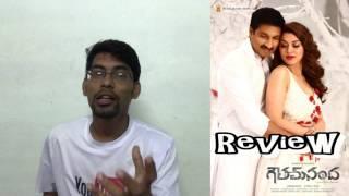 Goutham Nanda Movie Trailer Review,Report | Gopichand | Hansika | Catherine Tresa | #GouthamNanda|