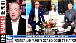 Fox News Parrots Alexandria Ocasio-Cortez Conspiracy