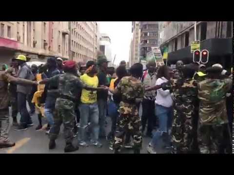 Mkhonto weSizwe defend Luthuli House