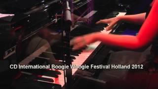 CD Internationaal Boogie Woogie Festival Holland 2012