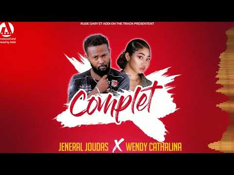 JOUDAS Feat WENDY CATHALINA - Complet (Audio Officiel)
