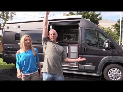 Our Review of the Winnebago Travato 59KL - Lithium!!