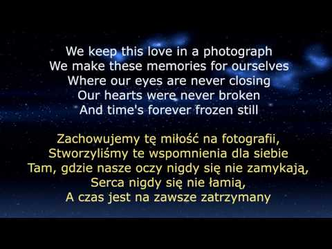 Ed Sheeran - Photograph   tłumaczenie pl