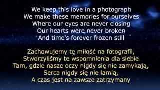 Ed Sheeran - Photograph | tłumaczenie pl