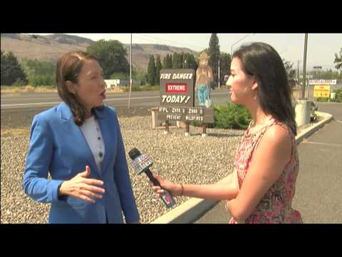 Sen. Cantwell Interview