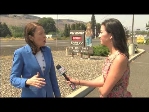 Sen. Cantwell Interview