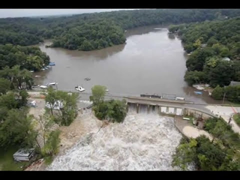 WORST DAM COLLAPSES IN THE WORLD
