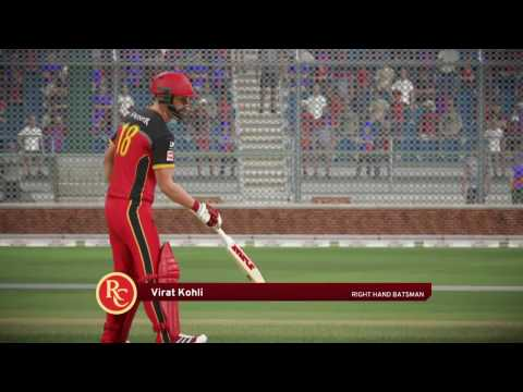Don Bradman Cricket 17 | Royal Challengers Bangalore Vs Delh