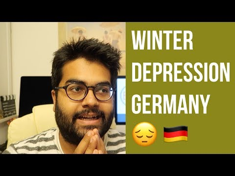 Winter Depression Is Real In Germany! 🇩🇪