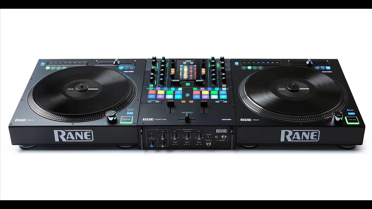 Rane 72&12 Mixer Rane 72 y tornamesa 12 en DJ Expo 2017 ...
