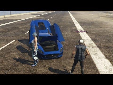 DE MOOISTE AUTO TOT NU TOE!?! (GTA V Online Ocelot XA-21 Freeroam)