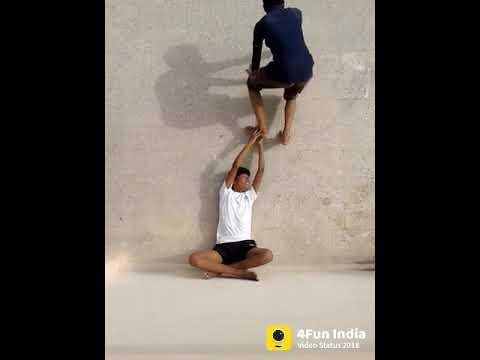 Indian Funny Videos, WhatsApp Status - 4Fun agar app spider man Bannatyne  character hai to disecript