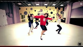 Rihanna - You Da One | Jazz-funk dance choreography by Ruslan Makhov | D.side studio