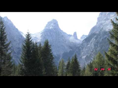 The Dolomites (UNESCO/NHK)