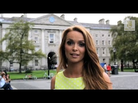 Miss World 2013 - Ireland - Contestant Introduction