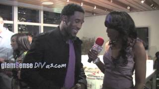 Repeat youtube video Alvin Bowen  Interview With Glamsensedivas