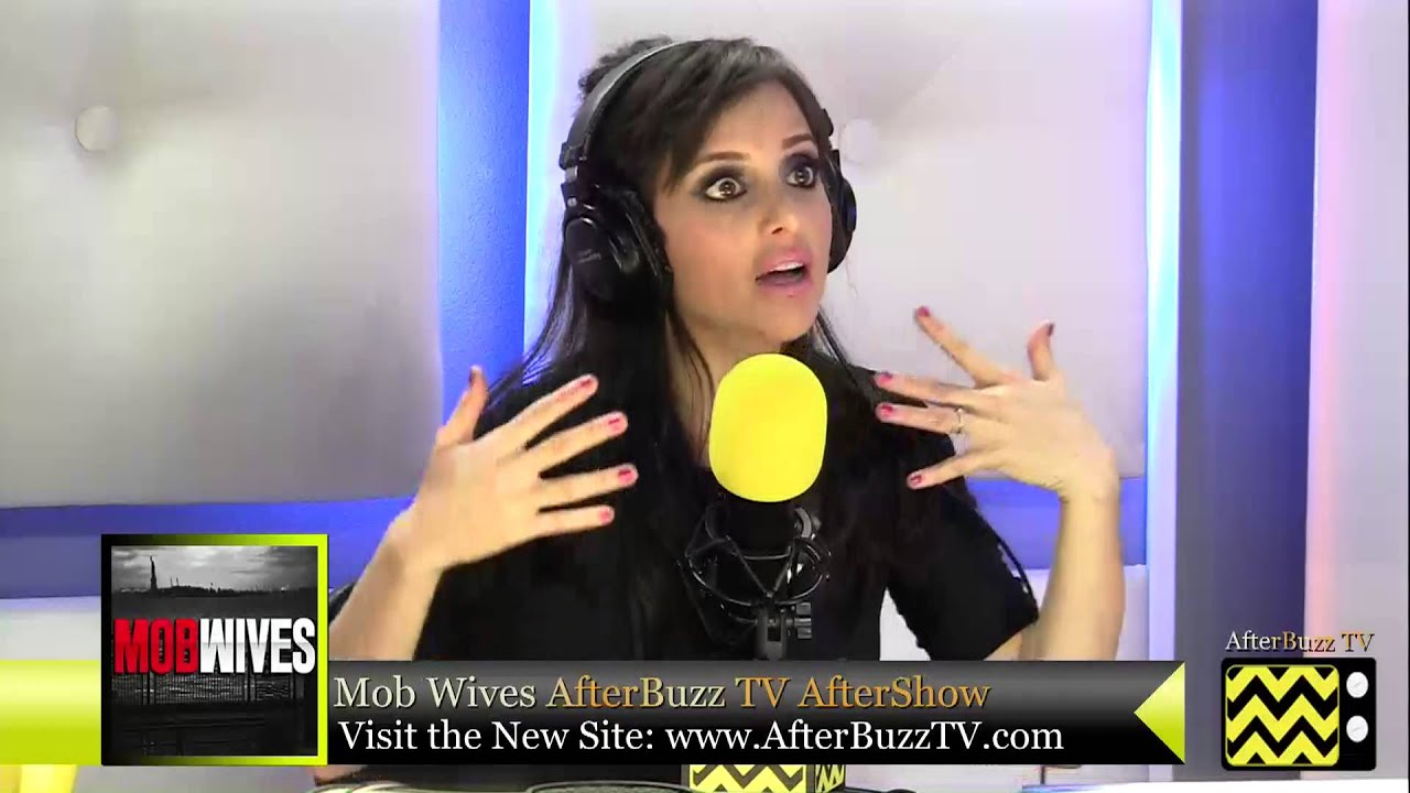 """Download Mob Wives  After Show  Season 3 Episodes 5 & 6 """"The Gathering Storm; After the Storm"""" 