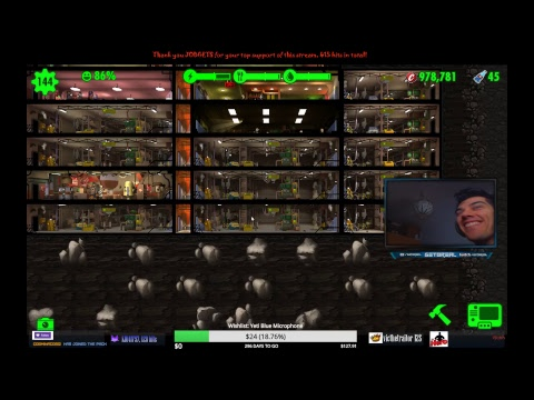 Coffee And Fallout Shelter Fun Episode 36, Pro Everything, 145 Dwellers, English\Romanian Stream