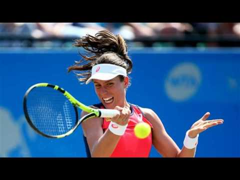Johanna Konta vs Donna Vekic Aegon Open tennis Review