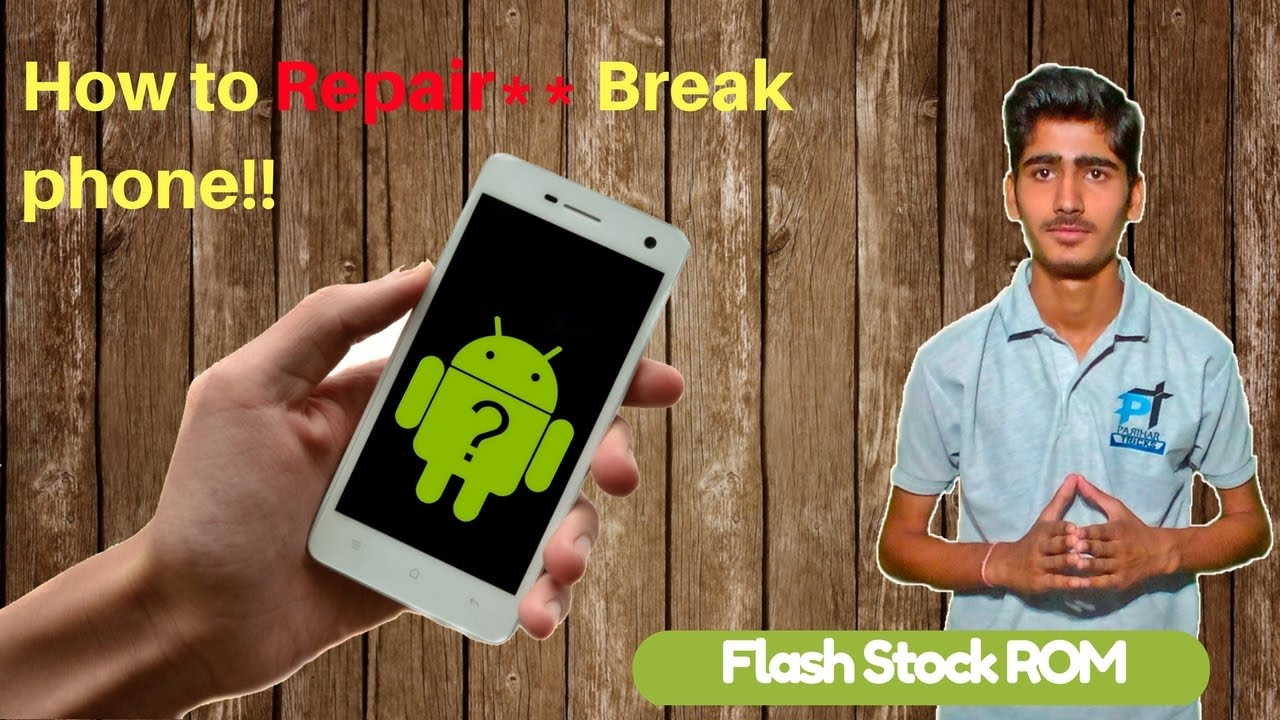 How to repair Dead Android Phone - All Brand Mobiles - Any Android Mobile  You Can Repair by this