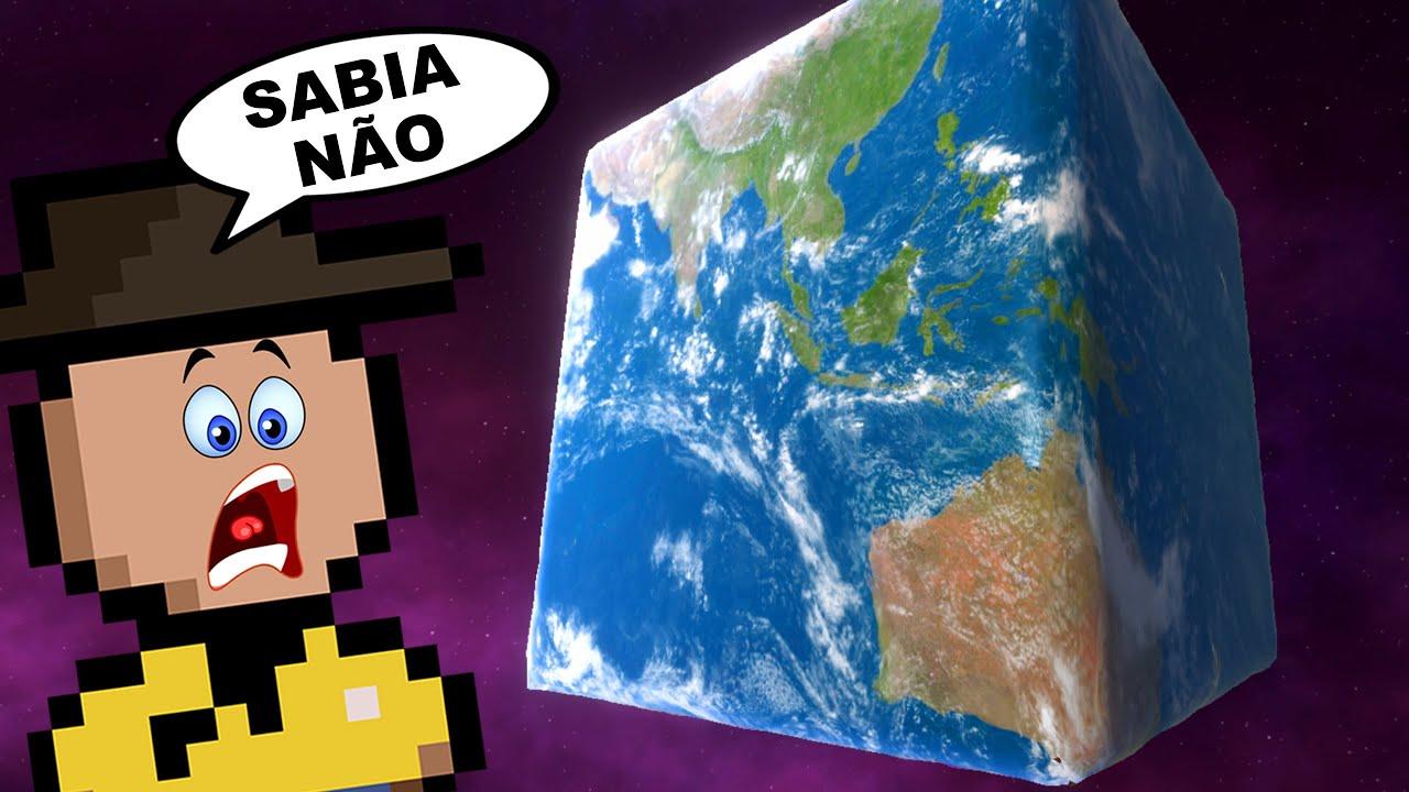 A TERRA É UM CUBO? * novos planetas * (Solar Smash • E8)