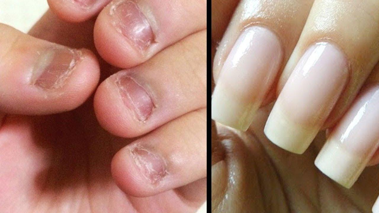 Fingernägeln langen frau mit GRRLS