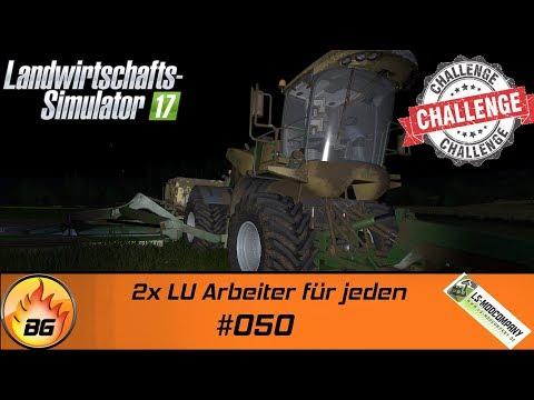 LS17 - CHALLENGE Stappenbach #050 | 2x LU Arbeiter für jeden | Let's Play [HD]