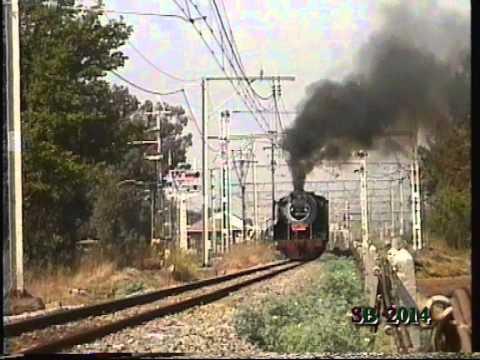 """Trans-Karoo"" Express  Südafrika  10-1996"