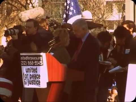 The Anti-War Protest Movement: Raw (2) 1/27/2007
