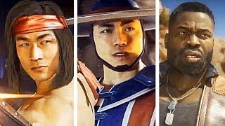 Mortal Kombat 11 Gameplay Jax/Kung Lao/Liu Kang
