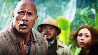 Джуманджи 2: Зов джунглей (2017)— русский трейлер
