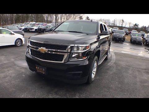 2018 Chevrolet Tahoe Milford, Franklin, Worcester, Framingham MA, Providence, RI 118228