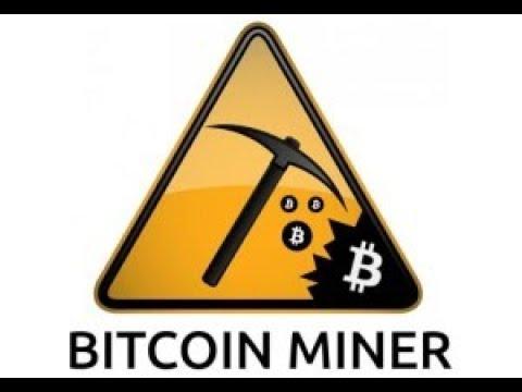 bitcoin mining reality & mining software setup explained