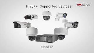 Hikvision H 264+ Solution