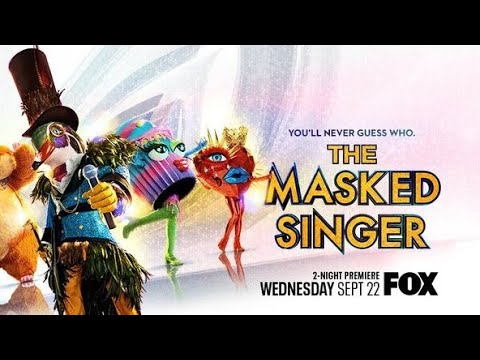 Download The Masked Singer: Season 6, Episode 5 Date Night Live Reaction, Review, Recap & possible RANT!