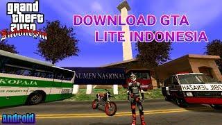 GTA SA LITE INDONESIA ANDROID V6 NEW VERSION - Suport Nougat