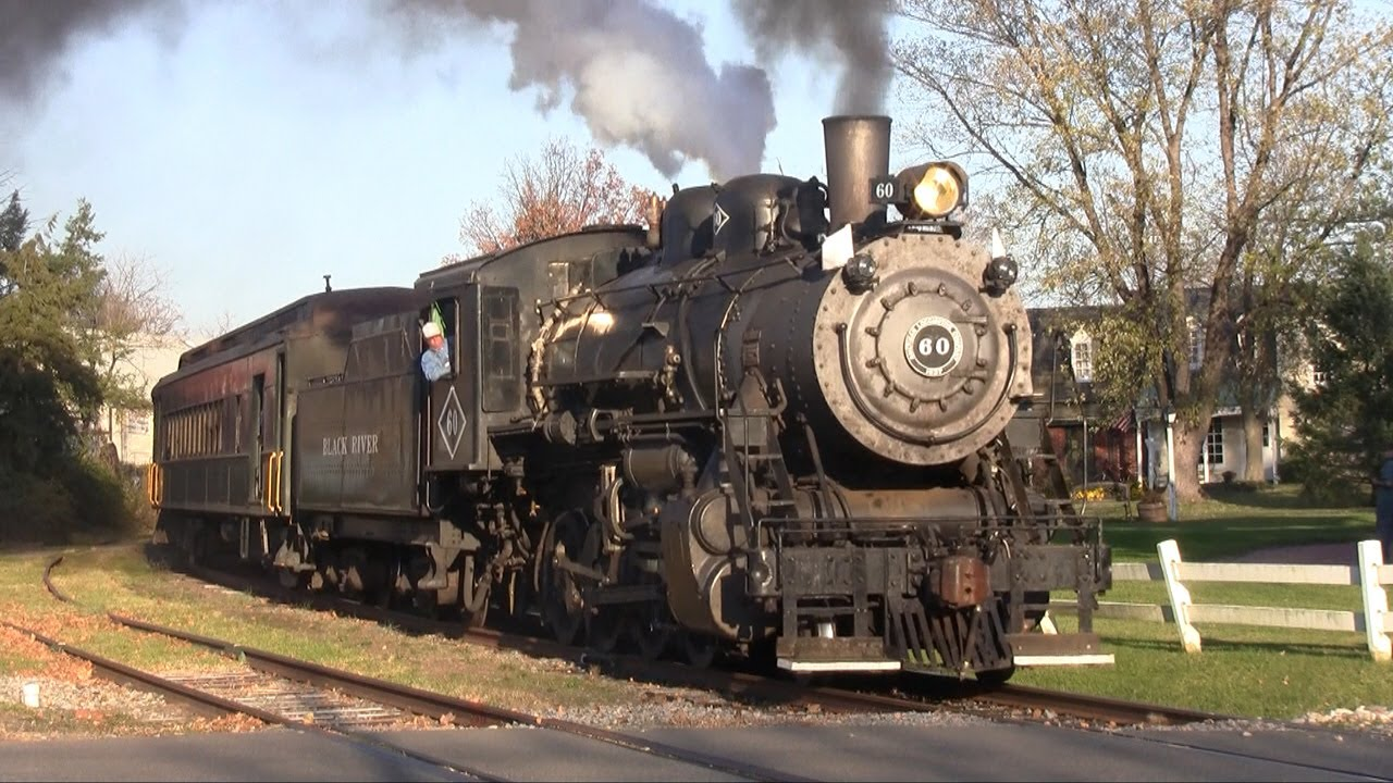 6dd464cdeb675 Welcome Back 60 - Steam Returns to the Black River   Western - YouTube