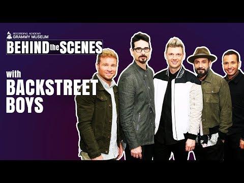 "Backstreet Boys On Their GRAMMY Museum ""Experience,"" 'Millennium,' & DNA Tour | GRAMMY Museum"