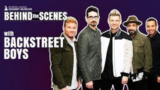 "Backstreet Boys On Their GRAMMY Museum ""Experience,"" 'Millennium,' & DNA Tour 