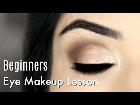 Beginner Eye Makeup Tips & Tricks   EVERYTHING YOU NEED TO KNOW ABOUT EYE MAKEUP