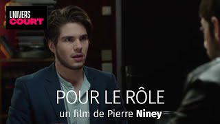 Pour le rôle - mystery cast - A short movie by Pierre Niney - Comedy - Full movie