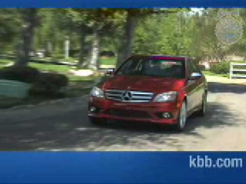 2008 Mercedes-Benz C-Class Review - Kelley Blue Book