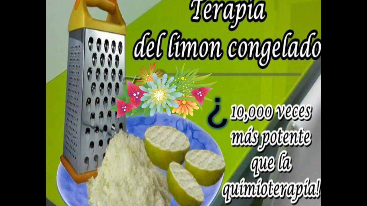 Se puede congelar el limón