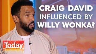 Craig David's unusual inspiration   TODAY Show Australia