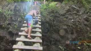To Sua Trench SaMoana Eco Tour Samoa 2013, Travel Video Guide