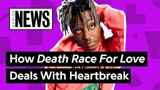 How Juice WRLD Deals With Heartbreak On 'Death Race For Love' | Genius News