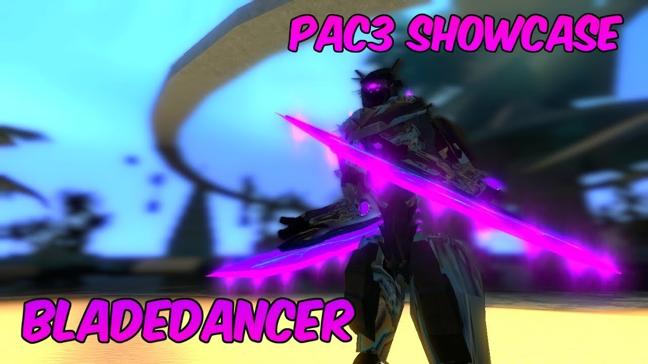 Pac3 Outfit Bladedancer (NO DL) by GorbyGoreShy