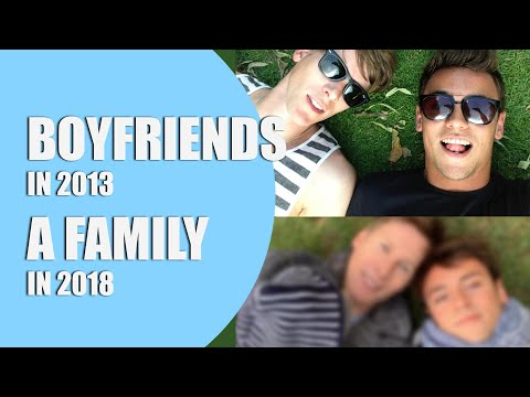 Boyfriends In 2013, A Family In 2018 | PARIS VLOG | Tom Daley
