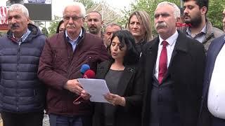 İzmir'de CHP'lilerden 'mazbata' açıklaması
