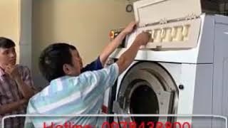 Máy giặt công nghiệp bền nhất